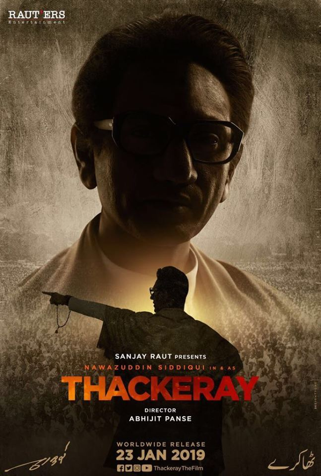 Thackeray 2019 1080p NF WEB DL H264 DDP 5 1 MSUBS Telly