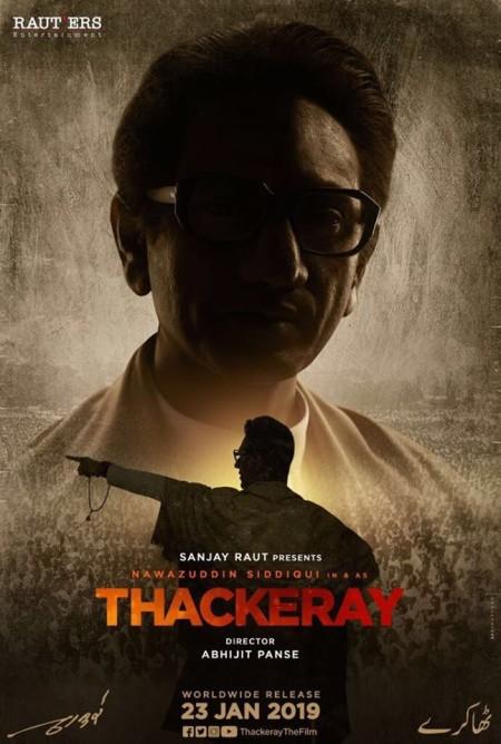 Thackeray (2019) Hindi 720p NF HDRip x264 AAC 5.1 ESubs -UnknownStAr Telly