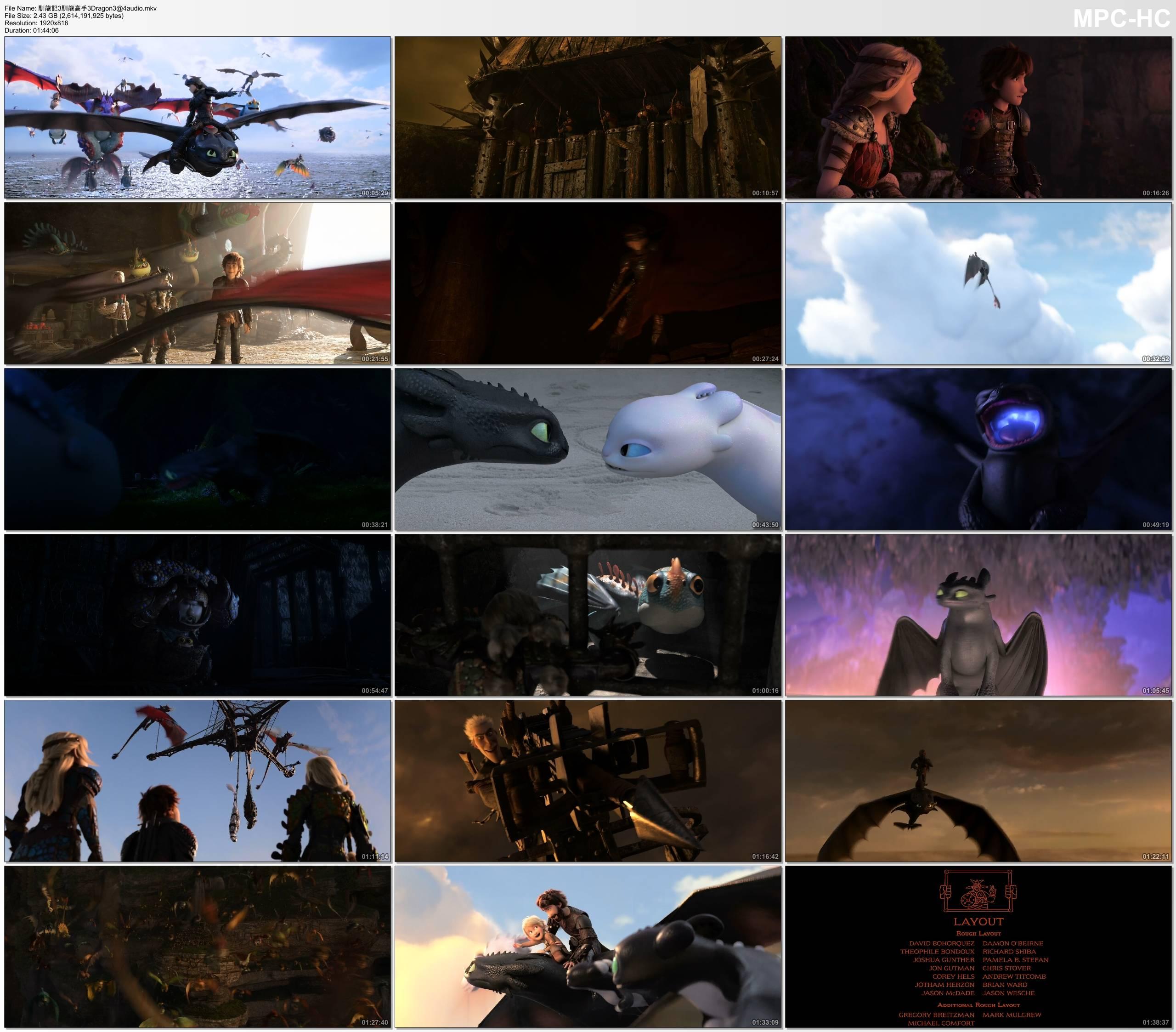 這邊是2019《馴龍記3/馴龍高手3 How To Train Your Dragon3》BD-MKV@粵台國英語/繁簡英圖片的自定義alt信息;550434,733447,dicksmell,70