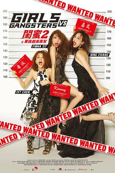 Girls vs Gangsters 2018 720p BluRay x264-REGRET