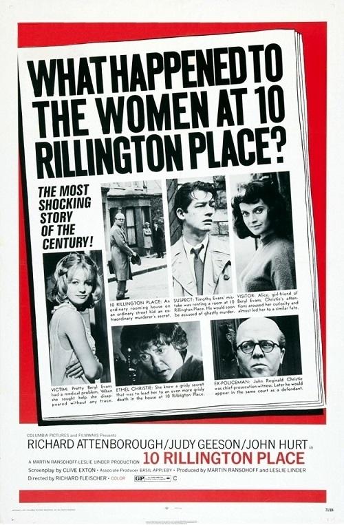 10 Rillington Place 1971 BRRip XviD MP3-XVID