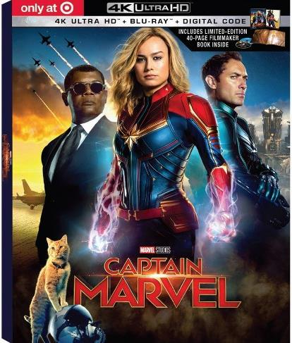 Captain Marvel 2019 720p BluRay 900MB x264-GalaxyRG