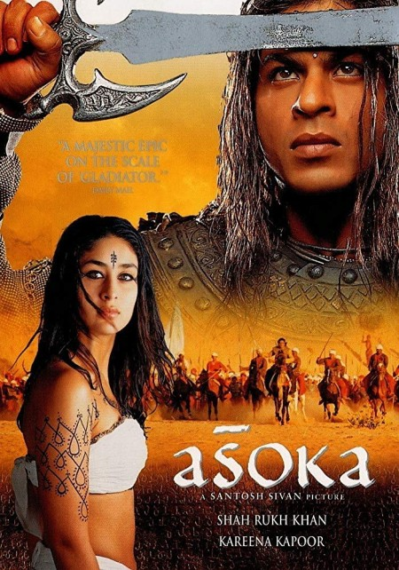 Asoka - Ashoka the Great (2001) (1080p BluRay x265 HEVC 10bit AAC 5 1 Hindi Natty) QxR