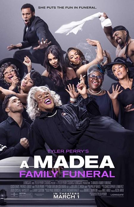 A Madea Family Funeral 2019 BDRip x264-GECKOS