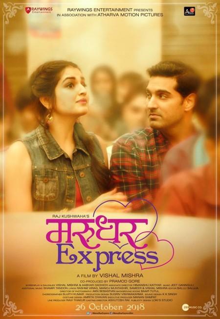 Marudhar Express (2019) Hindi 720p HDTVRip x264 AAC -UnknownStAr Telly