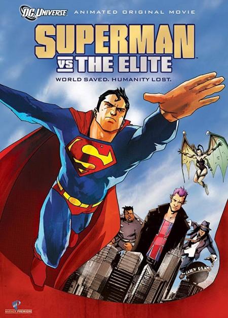 Superman vs The Elite (2012) 1080p BDRip x265 DTS-HD MA 5 1 Goki SEV