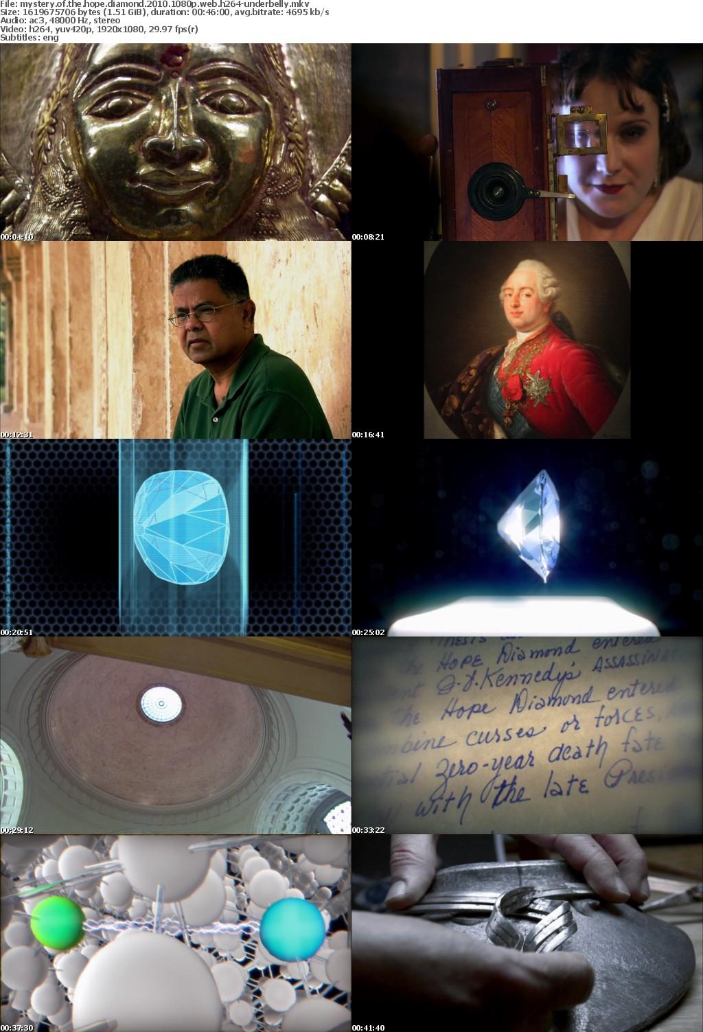 mystery of the hope diamond 2010 1080p web h264-underbelly
