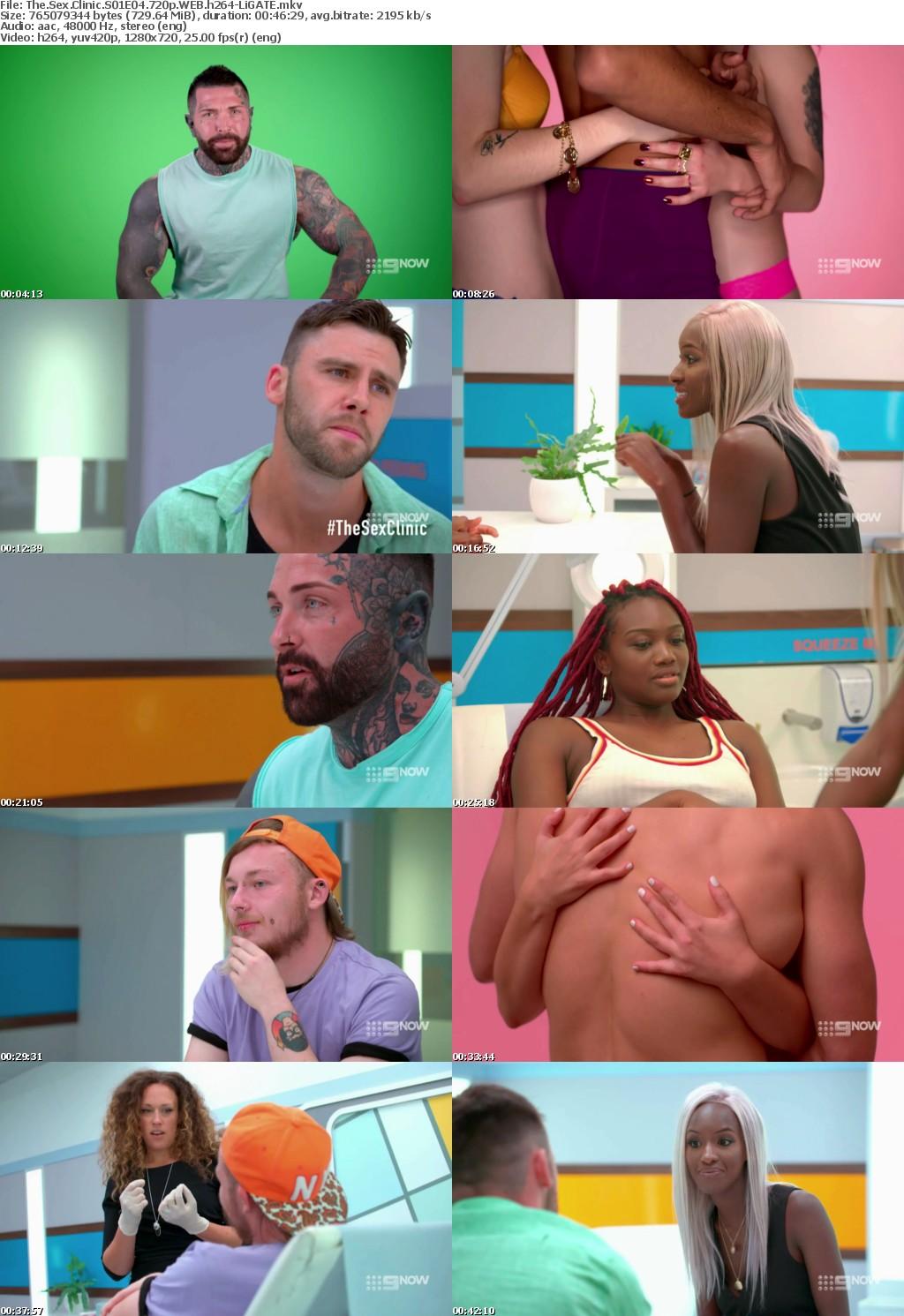 The Sex Clinic S01E04 720p WEB h264-LiGATE