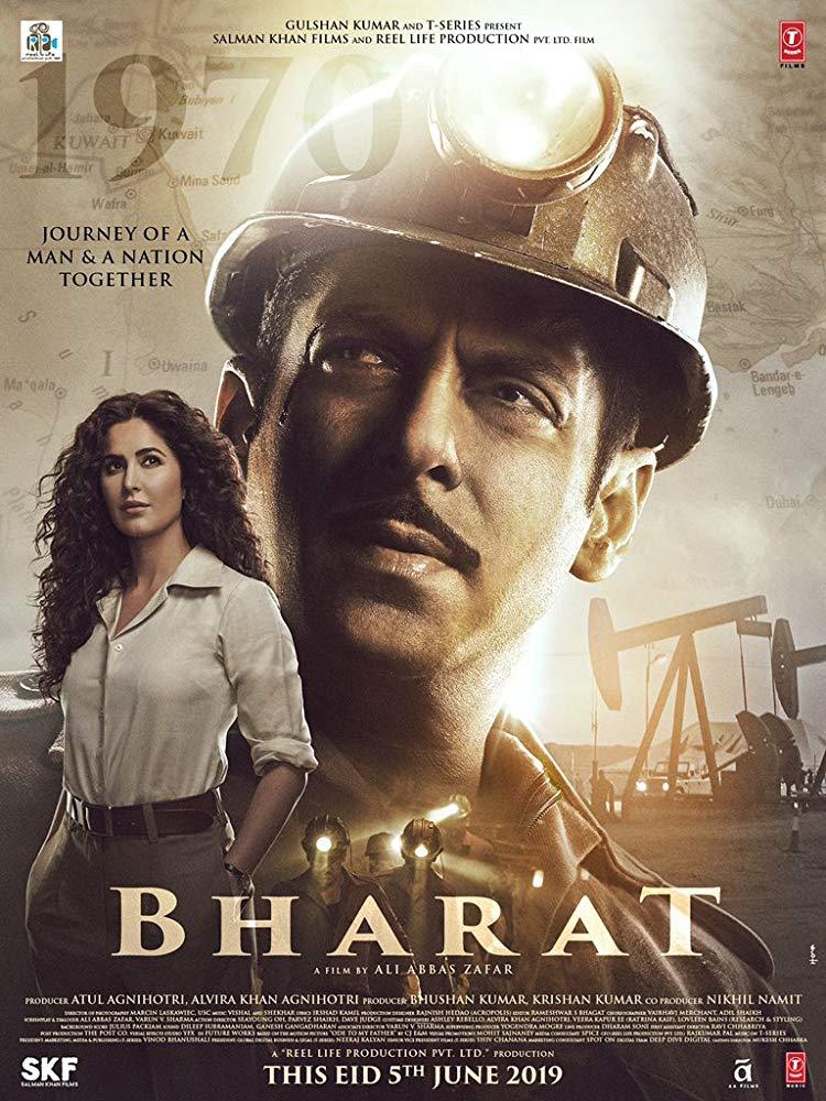 BHARAT 2019 hindi V2 pDVDRip x264 2GB [MB]