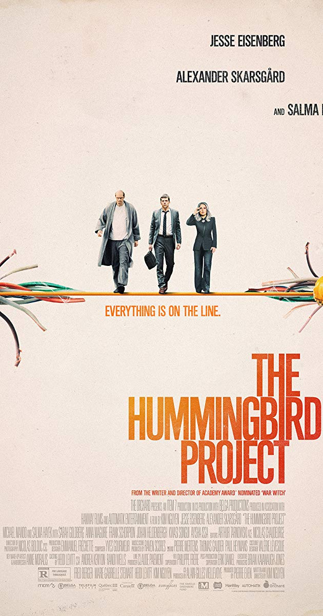 The Hummingbird Project 2018 DVDRip x264-WiDE