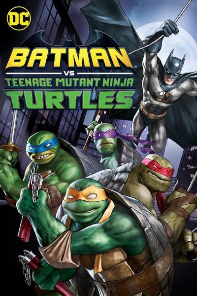 Batman vs Teenage Mutant Ninja Turtles 2019 BRRip x264 AAC-SSN