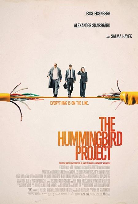 The Hummingbird Project 2018 WEB-DL XviD MP3-FGT