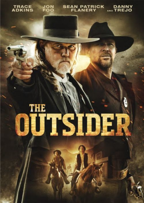The Outsider 2019 720p WEBRip 800MB x264-GalaxyRG