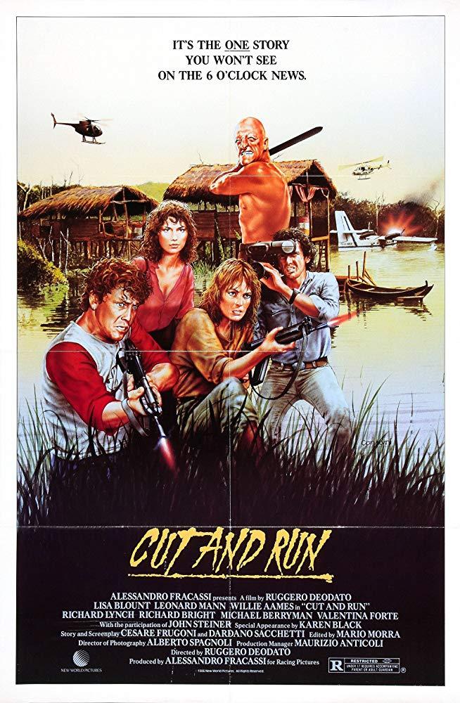 Cut And Run 1985 DUBBED 720p BluRay x264-CREEPSHOW