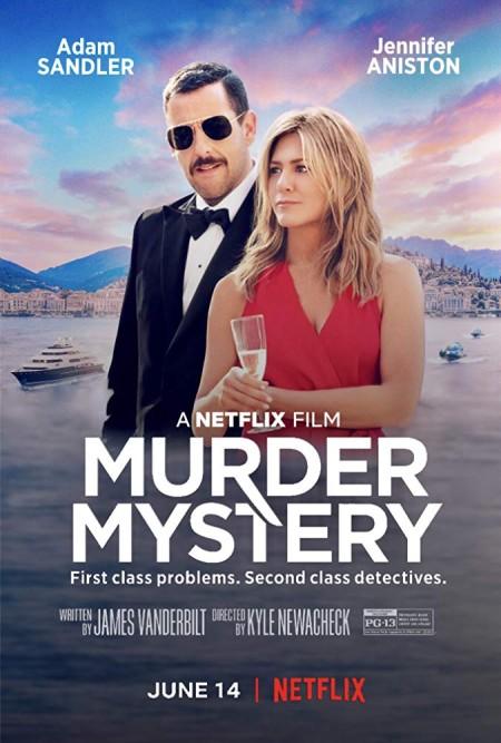 Murder Mystery 2019 HDRip XviD AC3-EVO
