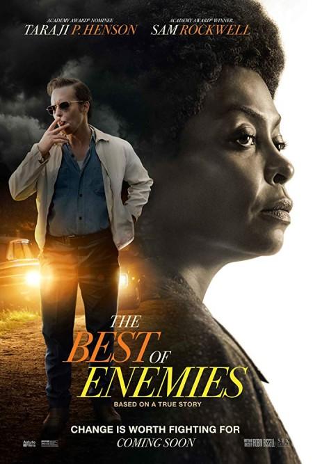 The Best of Enemies (2019) HDRip XviD AC3-EVO