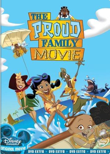 The Proud Family Movie 2005 1080p WEBRip x264-RARBG