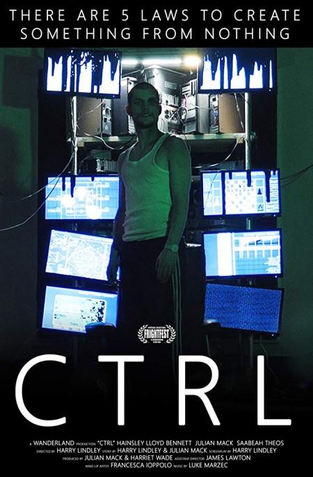 CTRL (2018) HDRip AC3 x264-CMRG