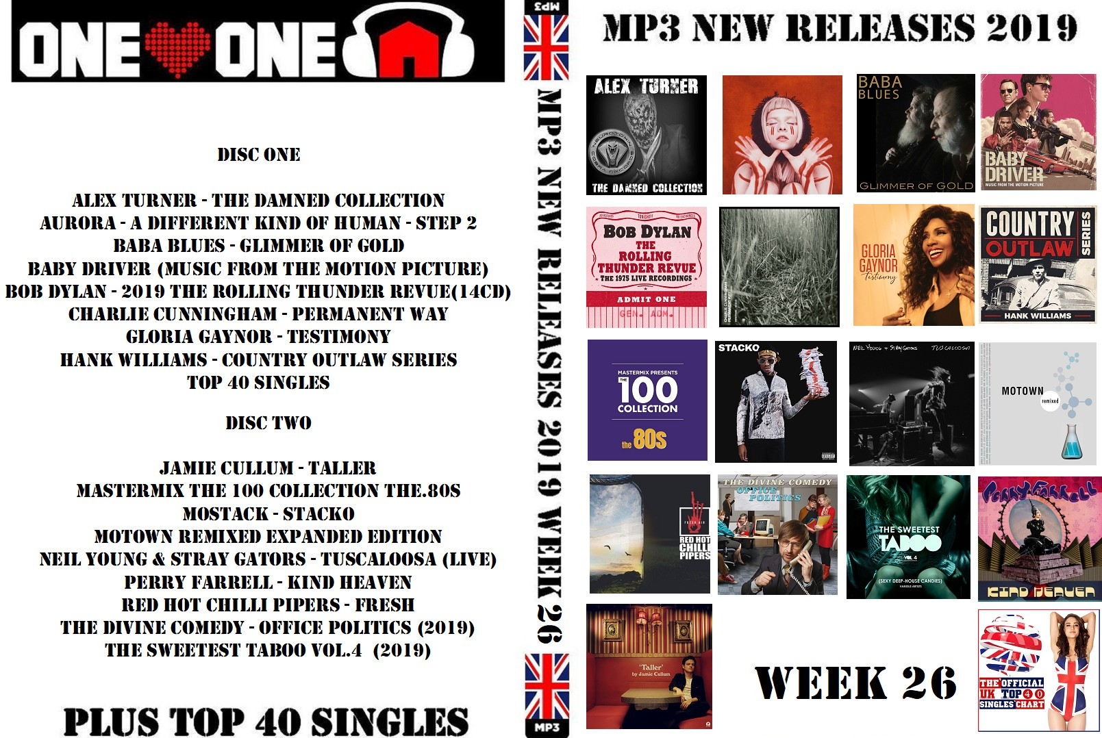 M P 3 NEW RELEASES 2019 WEEK 26