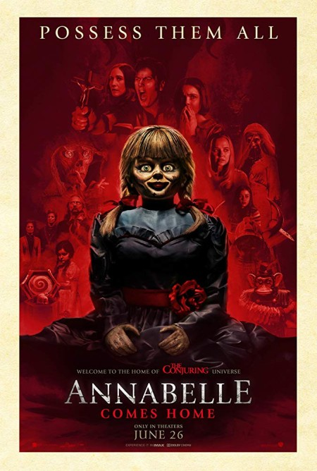 Annabelle Comes Home (2019) HDCAM x264 MP4KiNG