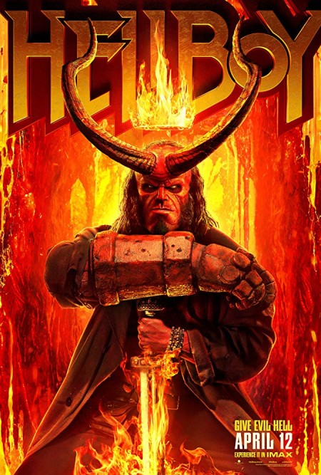Hellboy 2019 HC HDRip XViD AC3 ETRG