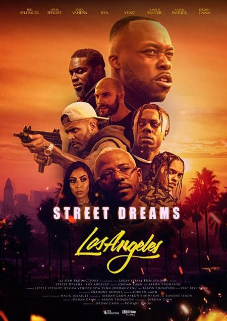 Street Dreams Los Angeles (2018) 720p WEBRip 800MB x264 GalaxyRG