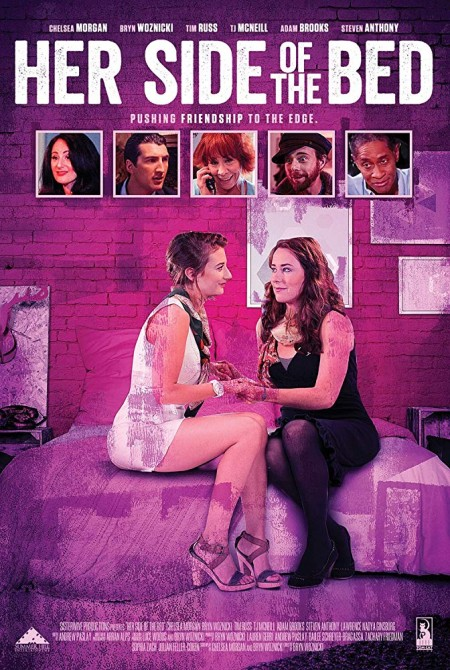 Her Side of the Bed (2018) 720p WEBRip 800MB x264 GalaxyRG