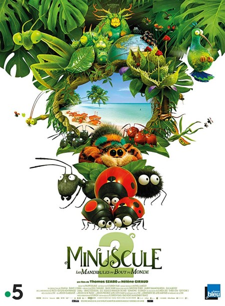 Minuscule 2 Mandibles from Far Away (2019) 720p HDRip 1XBET