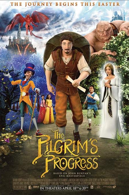 The Pilgrims Progress (2019) 720p WEBRip 800MB x264 GalaxyRG