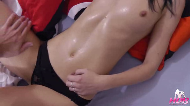HornyDreamBabeZ 14 04 09 Tiana A Sporty Student Receives A Dripping Creampie XXX