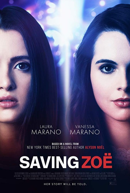 Saving Zoe (2019) 720p WEBRip 800MB x264 GalaxyRG