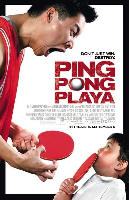 Ping Pong Playa 2007 BRRip XviD MP3-XVID