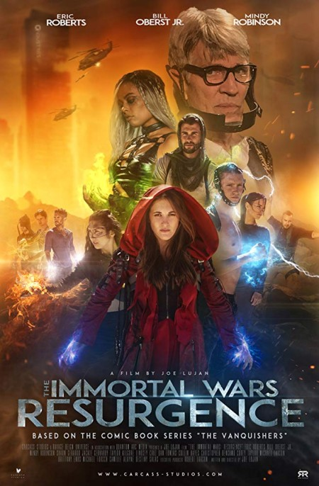 The Immortal Wars Resurgence 2019 1080p WEBRip x264 RARBG
