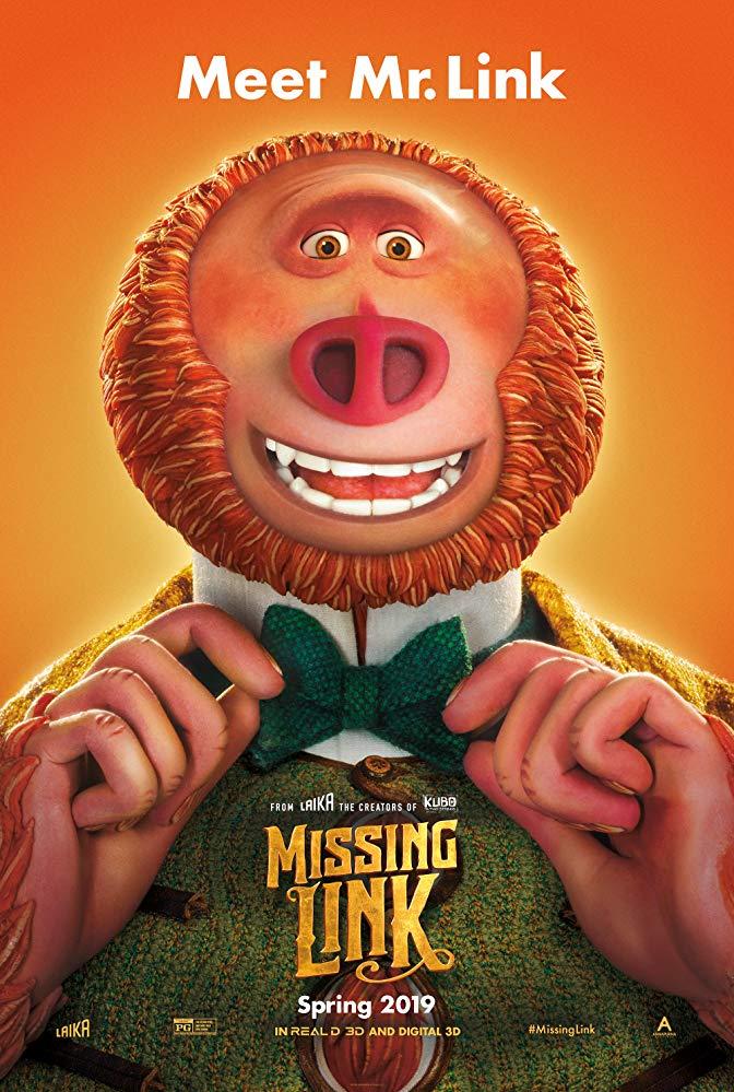 Missing Link 2019 1080p BluRay H264 AAC-RARBG