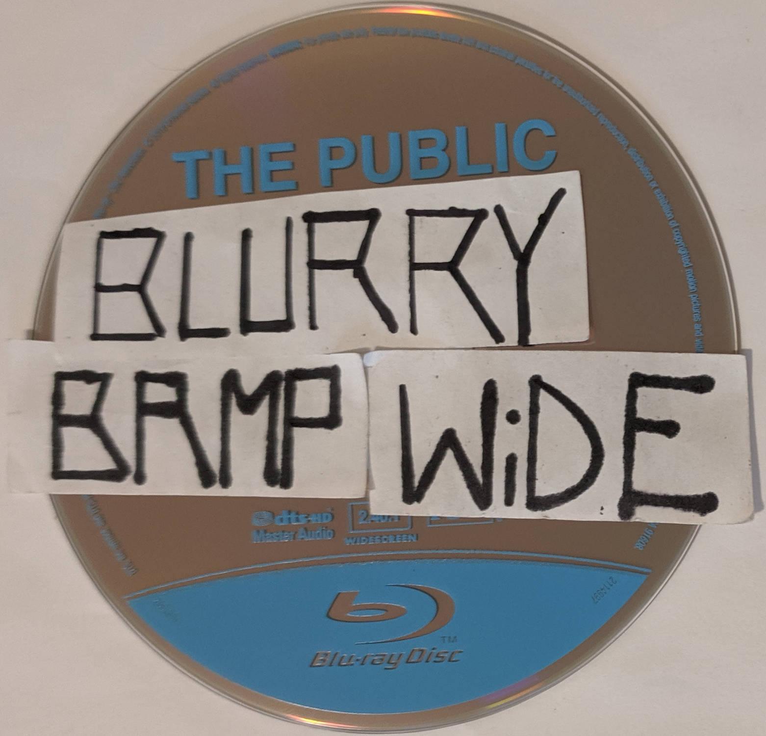 The Public 2018 1080p BluRay x264-BRMP