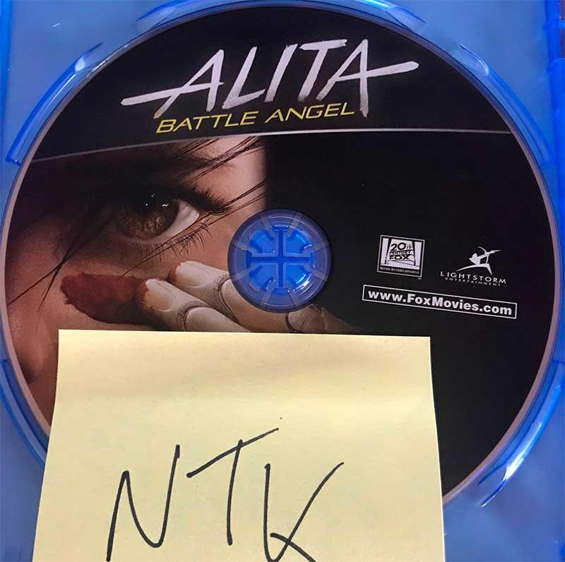 Alita Battle Angel 2019 MULTi 1080p BluRay x264-NTK