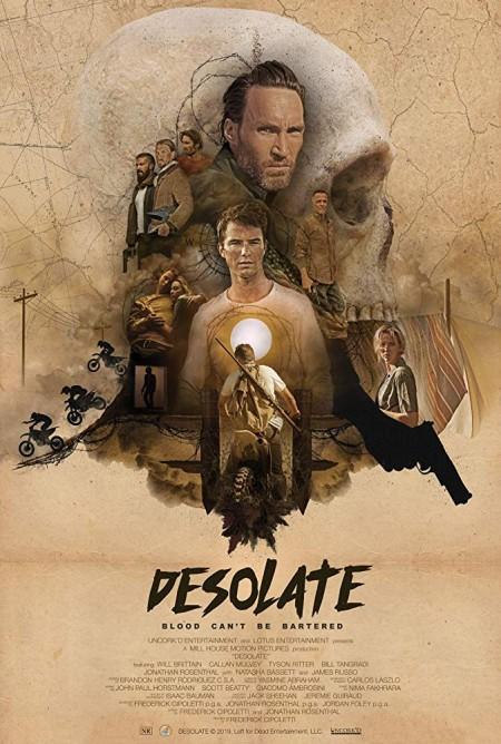 Desolate (2018) 720p WEBRip 800MB x264 GalaxyRG