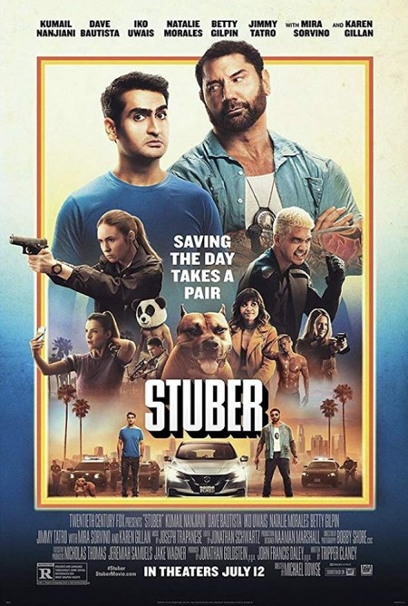 Stuber (2019) 720p HD TS LESS ADS 1XBET