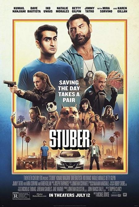 Stuber (2019) 720p HD TS LESS ADS 1XBET