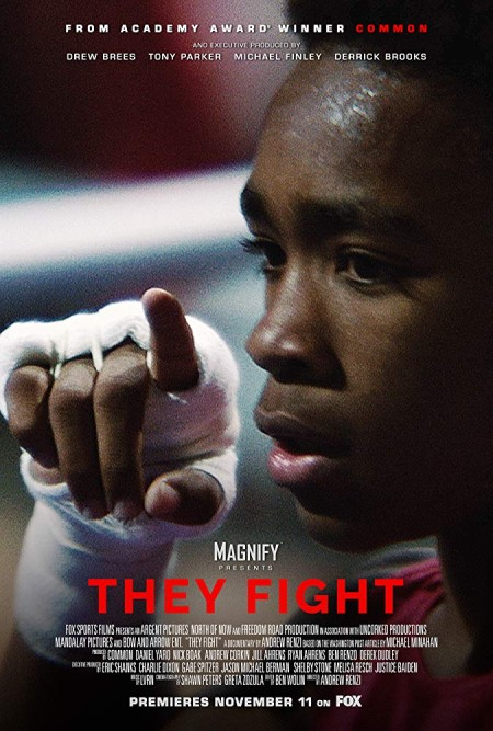 They Fight 2018 720p WEBRip 800MB x264 GalaxyRG