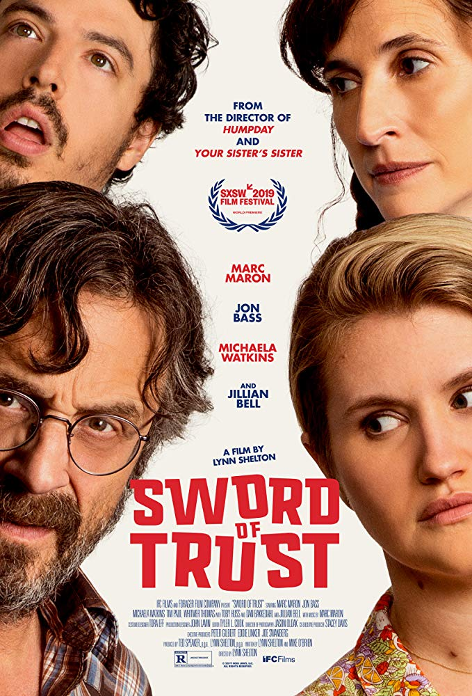 Sword Of Trust 2019 WEB-DL XviD AC3-FGT