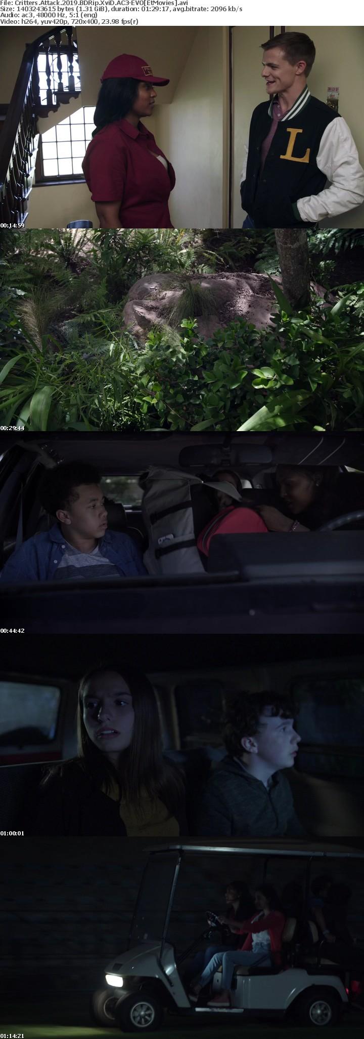 Critters Attack 2019 BDRip XviD AC3-EVO[EtMovies]