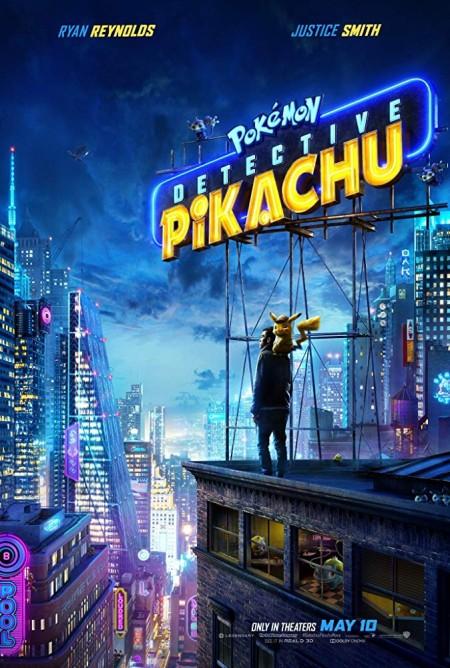 Pokemon Detective Pikachu 2019 720p BRRip X264 AC3 EVO