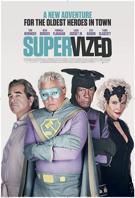 Supervized (2019) HDRip AC3 x264 CMRG