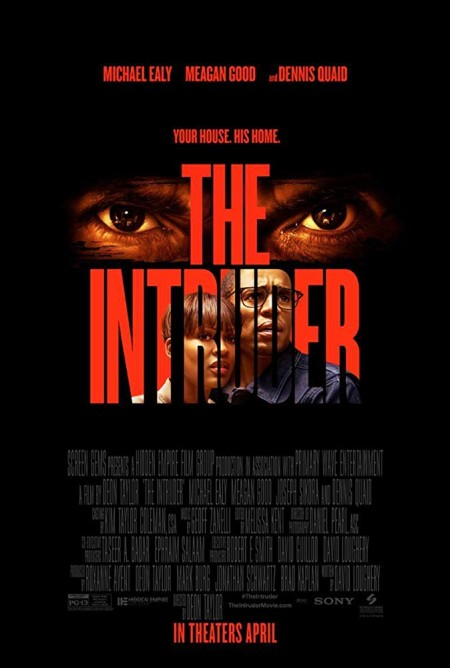 The Intruder (2019) 720p BluRay x264 DRONES