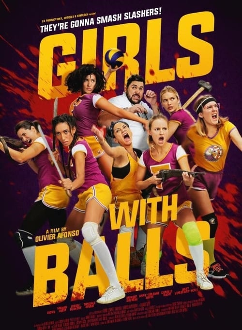 Girls With Balls 2019 HDRip XviD AC3-EVO