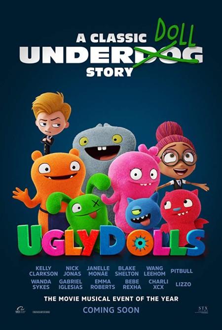 UglyDolls (2019) HDRip XviD AC3 EVO