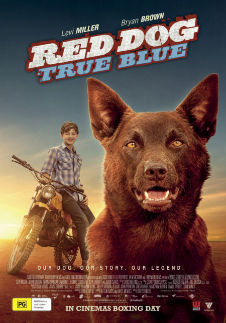 Red Dog True Blue (2016) 720p BluRay H264 AAC RARBG
