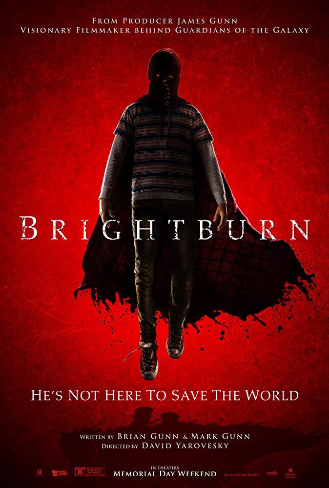 Brightburn 2019 [BluRay] [1080p] YIFY