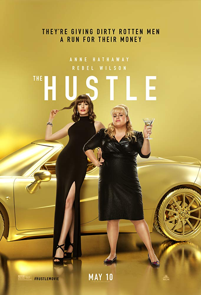 The Hustle 2019 720p BluRay 800MB x264-GalaxyRG